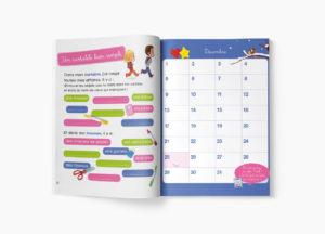 Mon carnet de l'année - Agenda